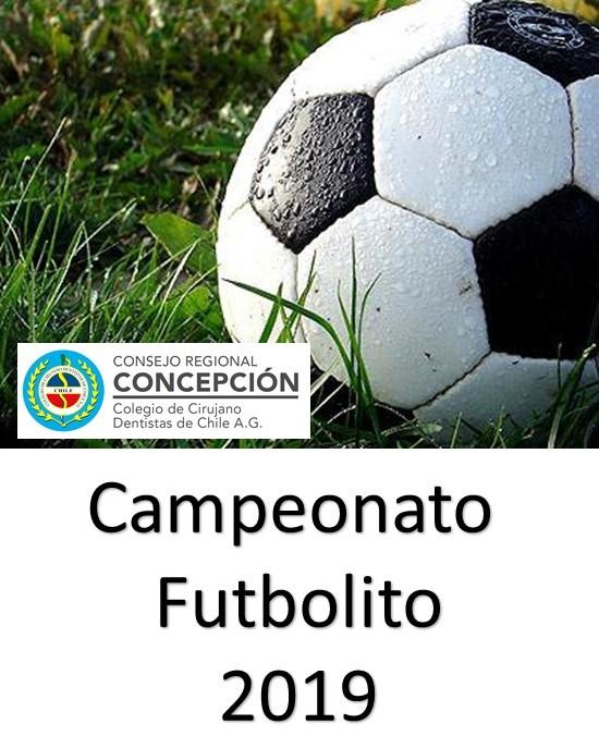 Campeonato Futbolito 2019